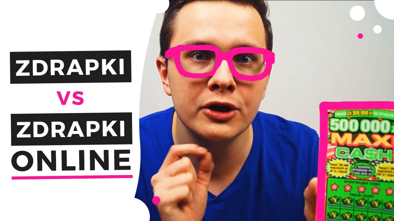 Zdrapki Online