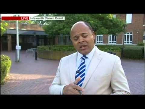 London: Jimmy Mubenga inquest - Day 3