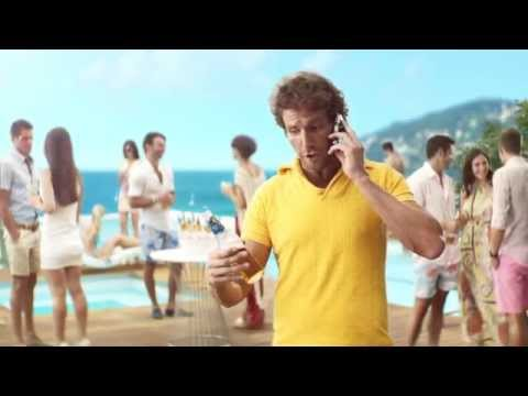 Foster's Gold Advert - France Party
