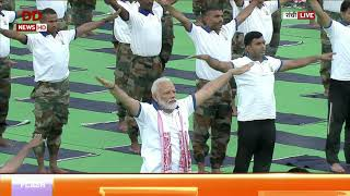 """Theme for Yoga Day 2019 is """"Yoga for Heart'"""