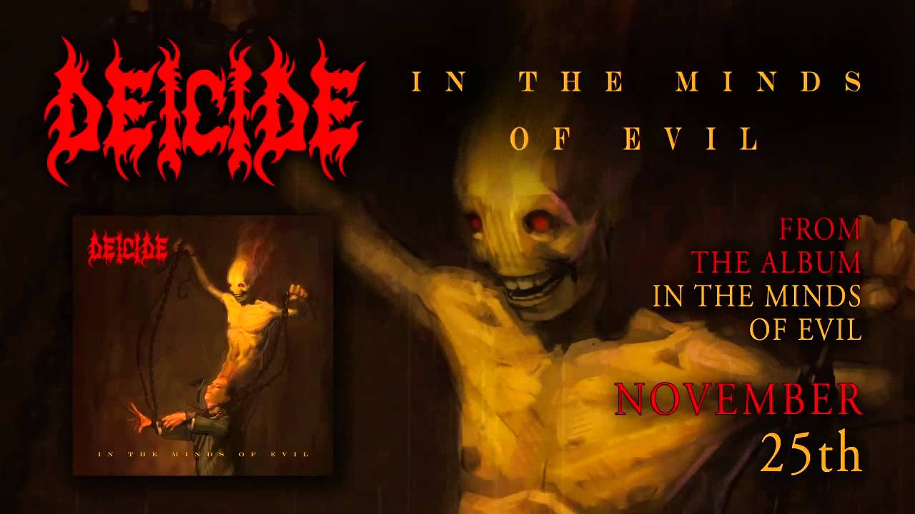 deicide in the minds of evil - photo #2