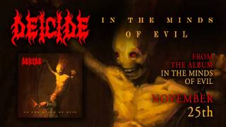 DEICIDE - In The Minds of Evil (Album Track)