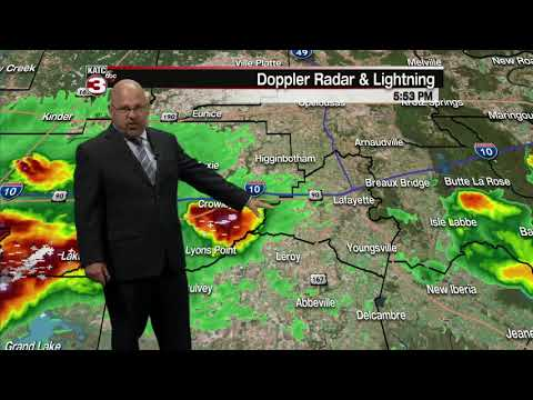 ROB'S WEATHER FORECAST PART 2, 6PM 4/18/2020
