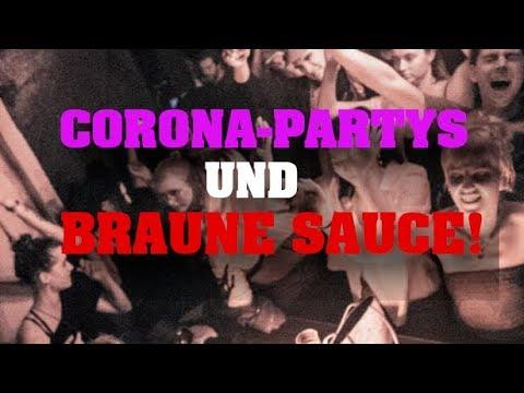 Tim Kellner - TOTALER WAHNSINN - Corona-Partys und braune Sauce!