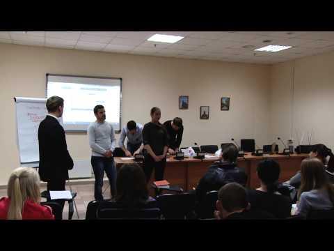 Александр Чуваев. Деловая игра «Стартапер»