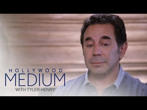 Dr. Paul Nassif Weeps During Tyler Henry's Reading | Hollywood Medium with Tyler Henry | E!