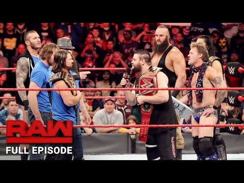 WWE Raw Full Episode, 14 November 2016
