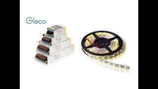 видео Как подобрать трансформатор для светодиодной ленты на 12 и 24 вольт