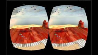 Trailer Invaders VRJAM Milestone#2 Oculus Rift - @MarvelApps