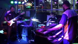 "12. The Z3 ""Baby Snakes → Down In De Dew"" at Pacific Standard Tavern - New Haven, CT 11-07-2014"