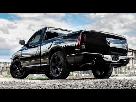 2012 Dodge Ram HEMI Exhaust - Cherry Bomb Extreme (HD)