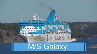 Silja Line - M/S Galaxy