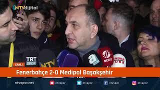 Fenerbahçe Başkan Vekili Semih Özsoy açıklama yapıyor