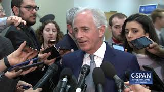 Sen. Corker on CIA Briefing (C-SPAN)