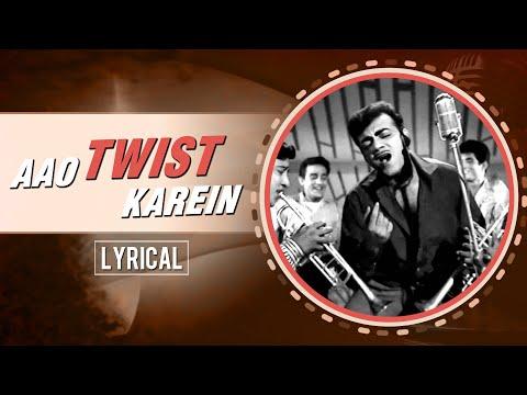 Aao Twist Karein Full Song With Lyrics | Bhoot Bangla | R D Burman Hit Songs