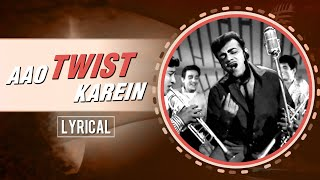 Aao Twist Karein Full Song With Lyrics | Bhoot Bangla | R D Burman Hit Songs