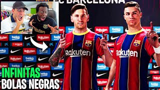 RONALDO Y MESSI !!! INCREIBLE BALL OPENING PES 2021
