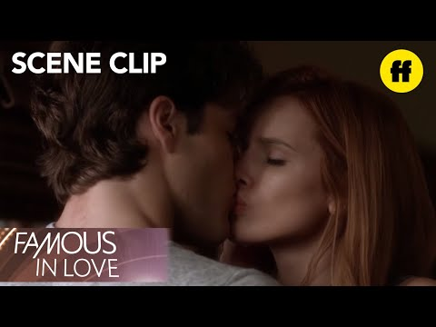 Famous in Love | Season 1, Episode 1: Jake and Paige Kiss | Freeform