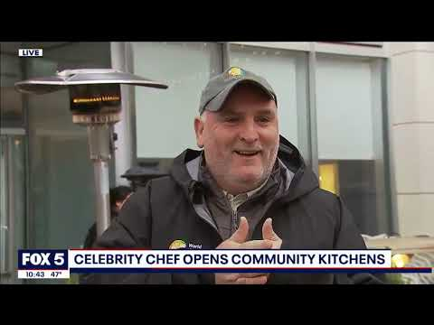 Chef Jose Andres Closes DC-area Restaurants Over Coronavirus Concerns | FOX 5 DC