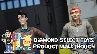 Diamond Select Toys Product Walkthrough at New York Toy Fair 2018