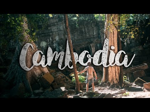 Cambodia - Land of spectacular ruins