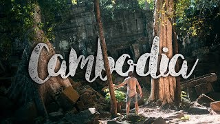 Cambodia - Land of spectacular ruins | Cinematic