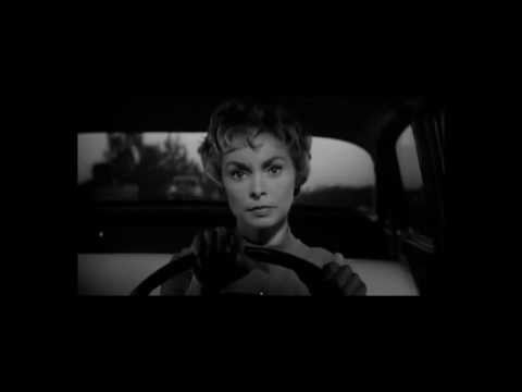 Psycho (1960) - Marion Drives Away