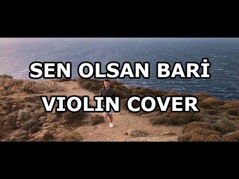 Aleyna Tilki - Sen Olsan Bari (Violin Cover) Sefa Emre İlikli