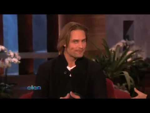 LOST: Josh Holloway on