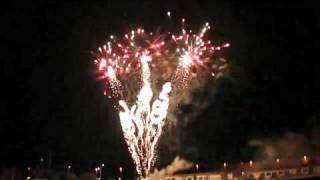 2. Concurso de Fuegos Artificiales 2009 El Puerto De Santa Maria video - ilutulestik