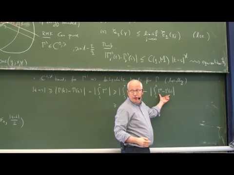 Paweł Strzelecki (University of Warsaw) - Knot Energies - Lecture 2