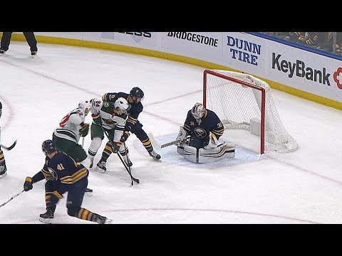 11/22/17 Condensed Game: Wild @ Sabres