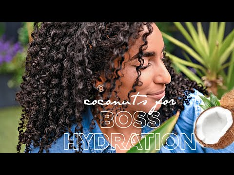 BOSS HYDRATION n GROWTH with 3 must try ayurvedic coconut milk masks