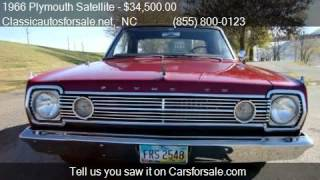 1966 Plymouth Satellite  for sale in Nationwide, NC 27603 at #VNclassics
