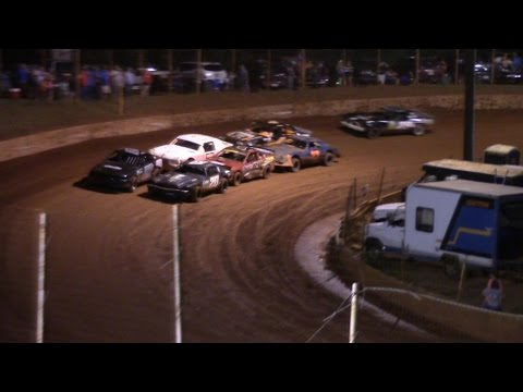 Winder Barrow Speedway Stock Eight Cylinders 9/10/16