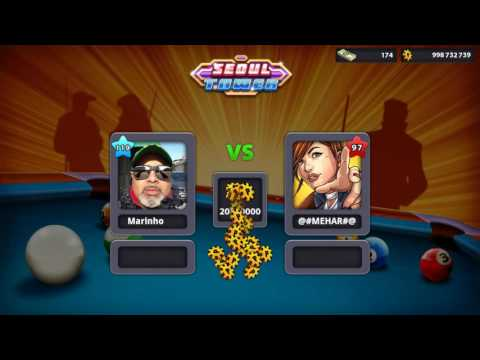 8 BALL POOL DE BANGKOK A BERLIN PARTE 1.1
