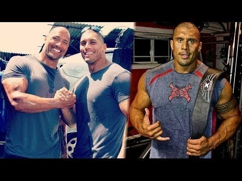 Brother And Understudy Dwayne Johnson .Tanoiai Reed