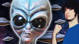 Top 10 Alien Easter Eggs in Video Games! - PBG