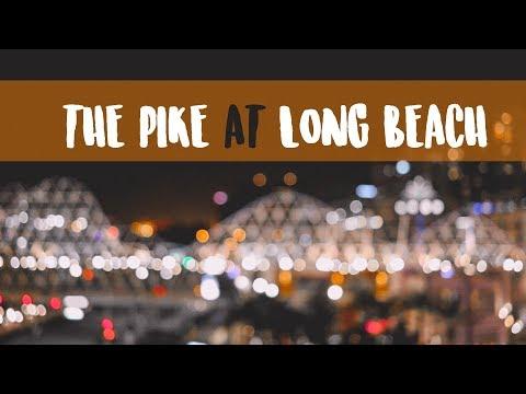 Pike Fair in Long Beach | Peruvian FOOD! 🤪