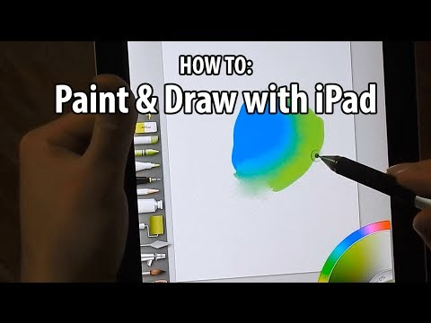 How To Draw Fire Procreate