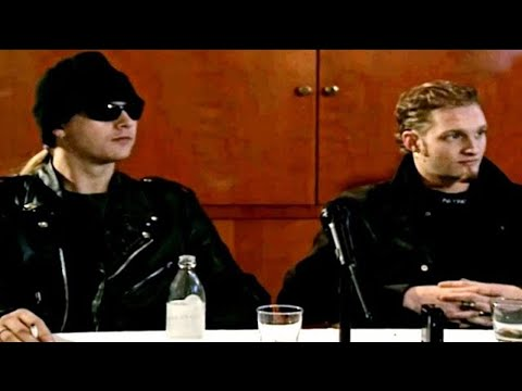 Alice in Chains (1993) Interview