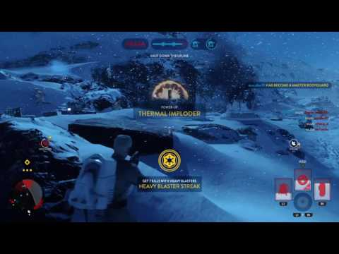 STAR WARS best multi kill in Noob Gamers history.