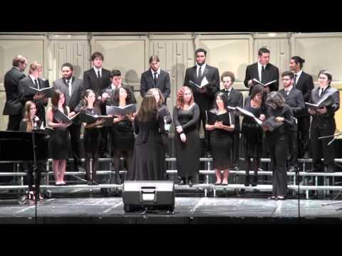 Camden County College 2015 Choir