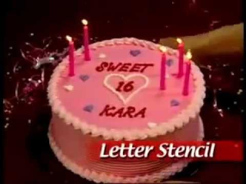 100 piece cake decoration kit youtube for 100 piece cake decoration kit