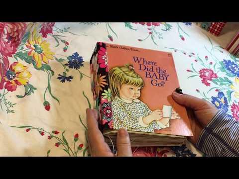Little Golden Book Junk Journals-Sold Thank You!
