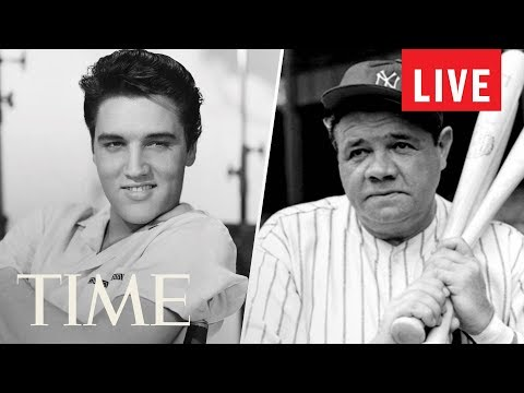 President Trump Awards Medal Of Freedom To Babe Ruth, Elvis Presley, Alan Page & More | LIVE | TIME