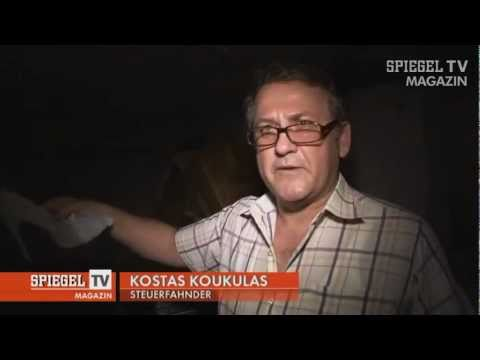 Griechenland unterwegs mit hellenischen steuerfahndern for Youtube spiegel tv