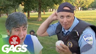 Best of Sports Pranks Vol. 3 | Just For Laughs Compilation