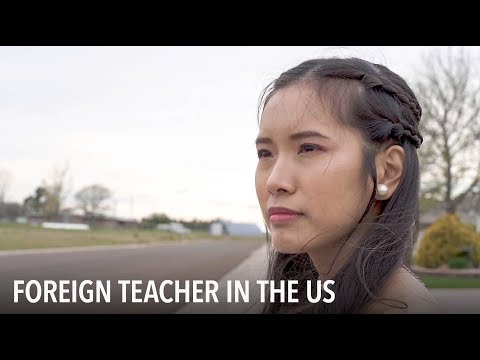 Foreign Teacher Lands in Rural America: 'I Was Surprised' | VOA Connect