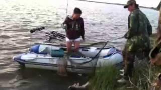 Рыбалка Сырдарья